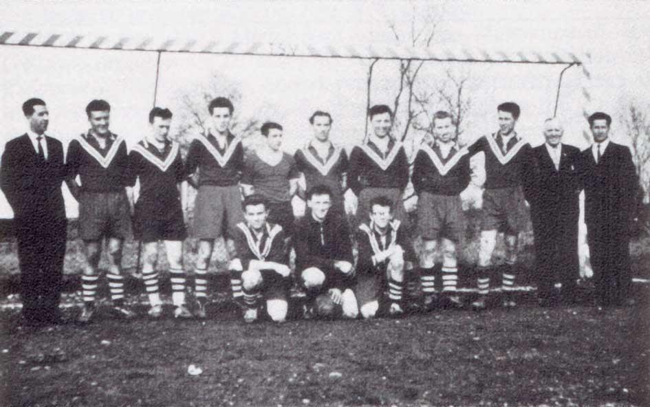Fußballmeister 1960